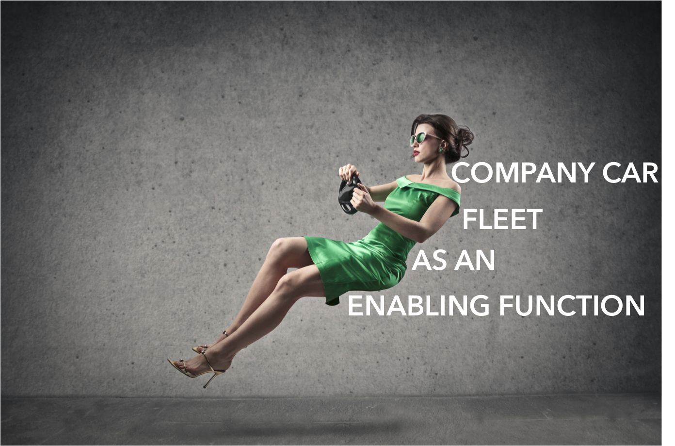 Company car fleet as an enabling function