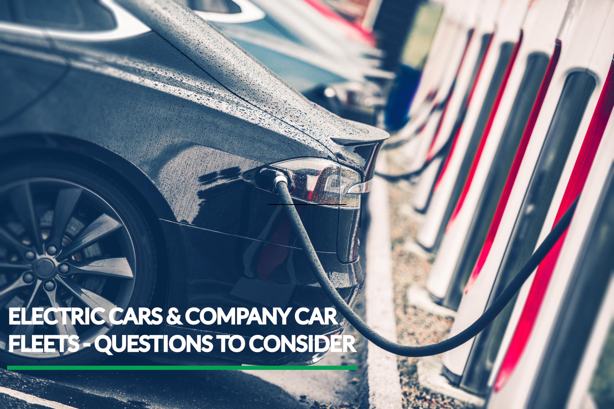 Electric cars & car fleets