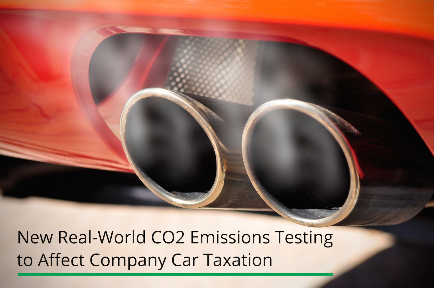 Real-world CO2 Emissions Testing