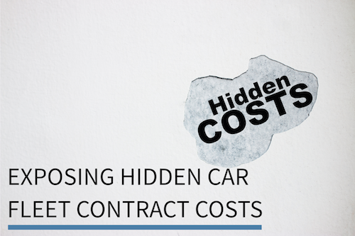 hidden car fleet costs