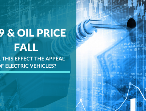will C19 & oil price fall affect EV's?