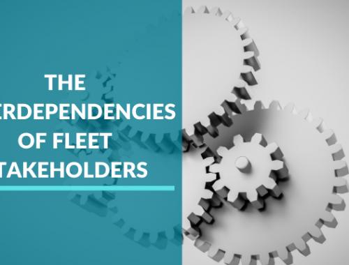 interdependencies of fleet stakeholders