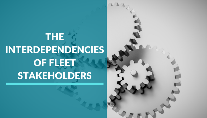 interdependencies of fleet stakeholders